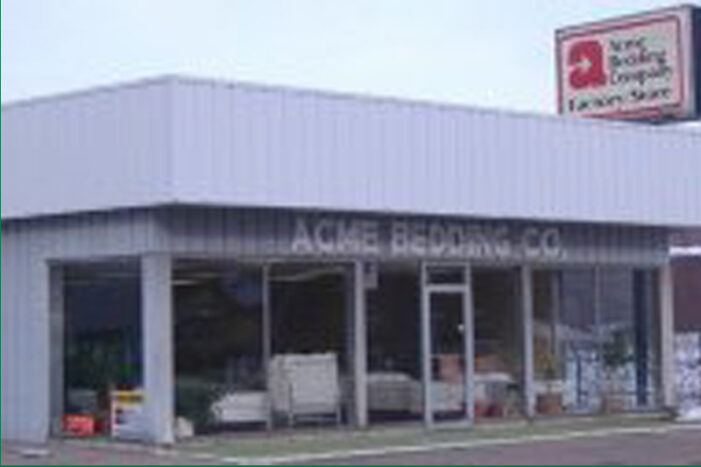 Acme Bedding Company Manufacturing & Selling Beds Since 1946