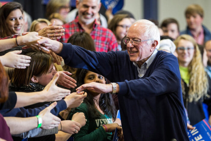 No Indictment, No Hope? Sanders Supporters Press On