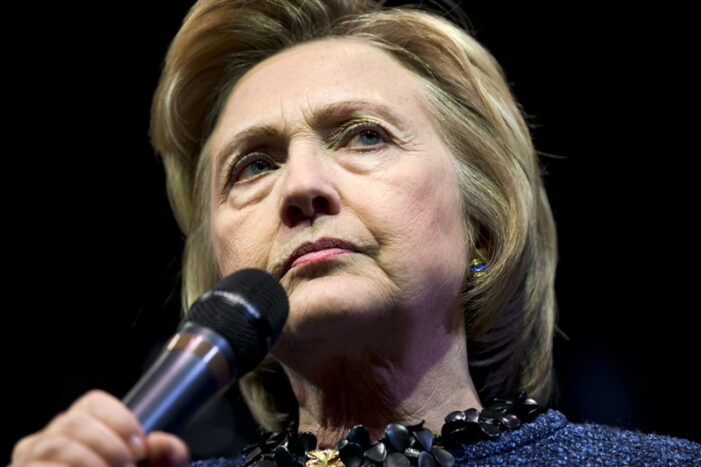FBI QUIZZES CLINTON ON USE OF EMAIL SERVER