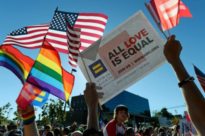 Trump Keeps Distance in GOP Platform Fight on Gay Rights