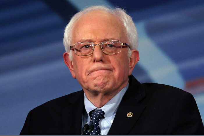 Supporters of Sanders Sad and Disappointed at Endorsement