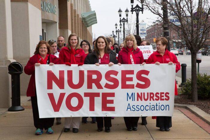 Michigan Nurses Association endorses Sean Mullally for 92nd State Rep