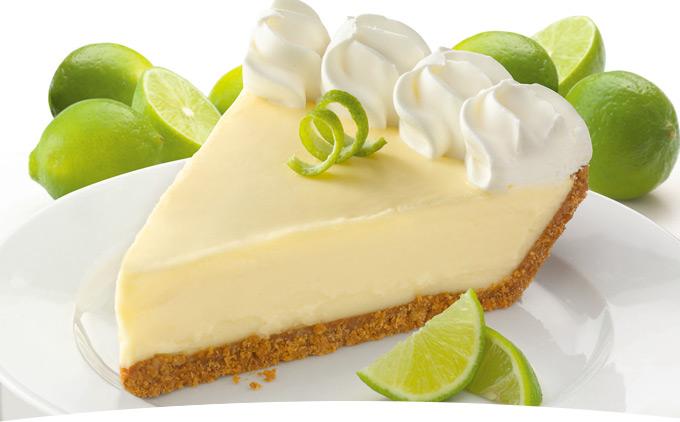 Recipe: Key Lime Pie