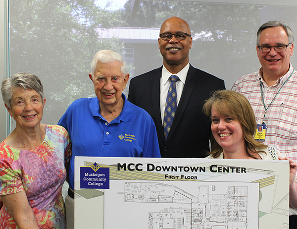Richard and Ann Kraft Donate Record $300,000 for MCC's Entrepreneurial 'Fab Lab'