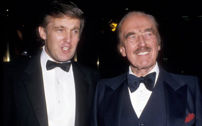 Fred Trump Taught His Son the Essentials of Showboating Self-Promotion