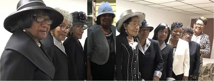 10 of the 11 Bibbs Sisters continue to reside in Muskegon County