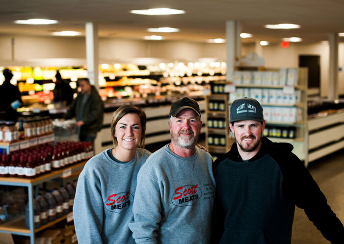 Local Meat Market Finds Success with Relocation, Wins Regional Award