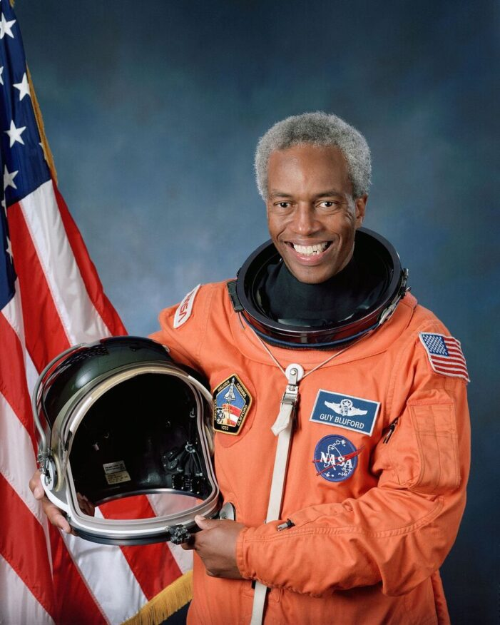 GVSU event to feature first African American astronaut to travel to space