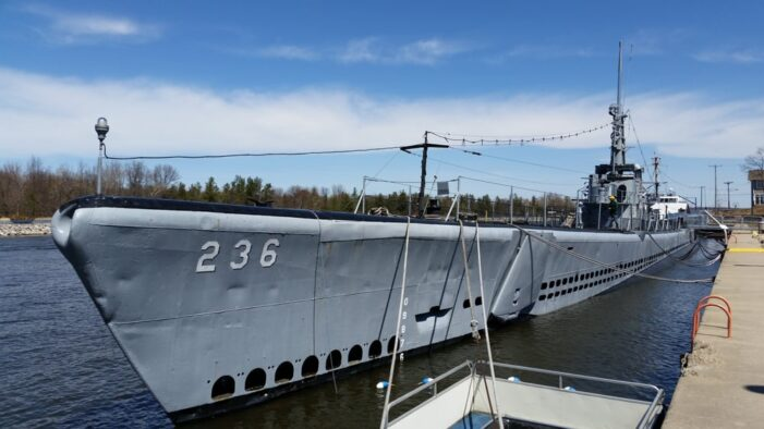 Muskegon historic ship museums offer film series fundraiser