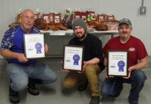 Scott Meats Wins State-Wide Awards
