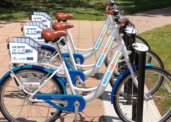 Ride United: To Bring New Bike Share Program