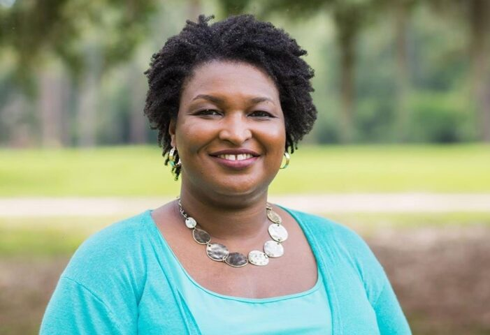 Stacey Abrams considered a potential running mate for Joe Biden