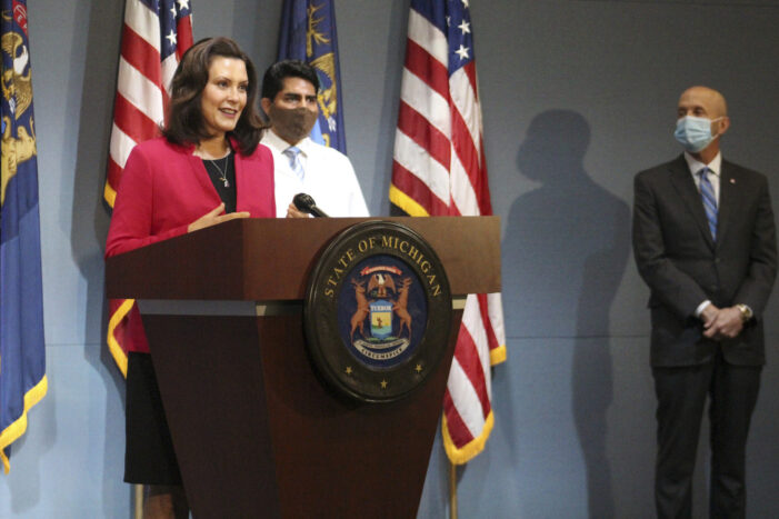 Governor Whitmer Lifting Stay-At-Home Order