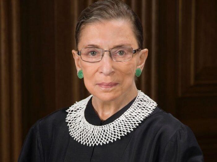Ruth Bader Ginsburg Has Passed Away