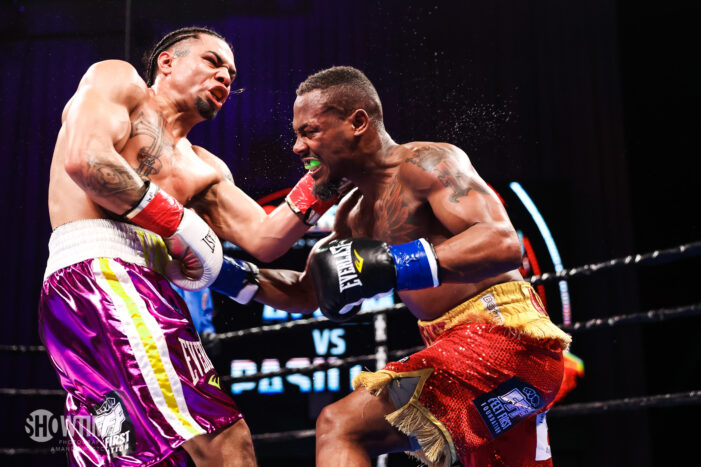 Muskegon native wins by KO  becomes first every World Champion from City