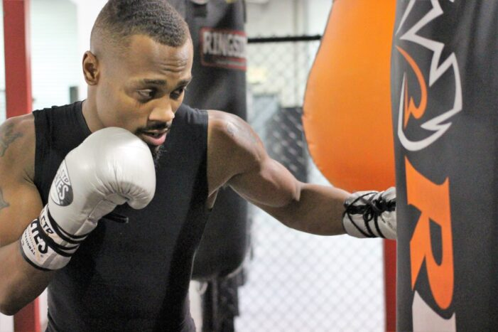 Ra'eese Aleem looks to become Muskegon's first World Champion