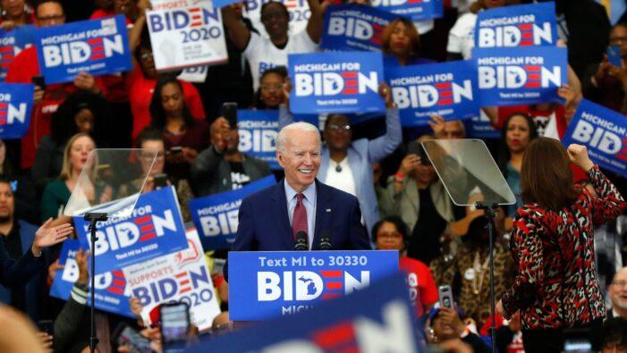 Joe Biden to visit Michigan on Saturday