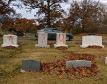 Grand Rapids Jewish cemetery desecrated with 'MAGA,' 'TRUMP'