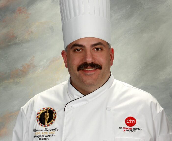 Baker College Dean of Culinary Appointed to Prestigious Commission