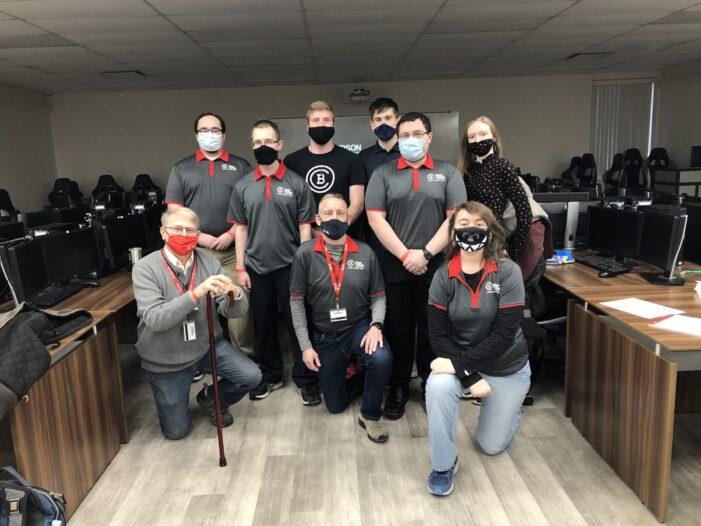 Baker College Cyber Defense Club Wins Michigan  2021 Collegiate Cyber Defense Competition