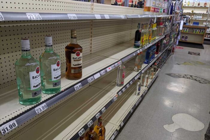 Stuck at home, Michigan turns to alcohol amid COVID: Sales jump 20 percent