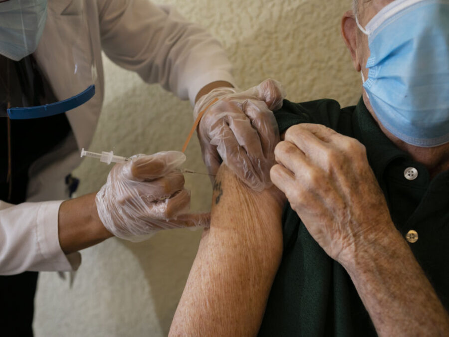 Muskegon County residents 75 and older are now prioritized for quick COVID-19 vaccination