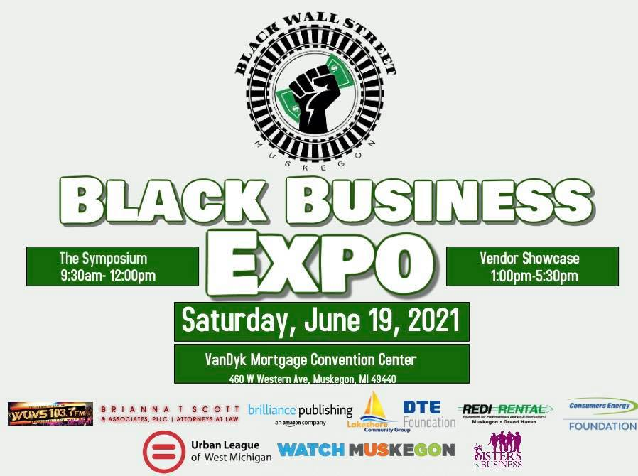 1st Annual Black Business Expo on June 19