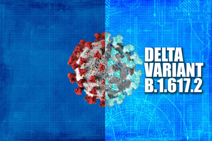 Delta Variant Cases of COVID-19 Detected in Muskegon County