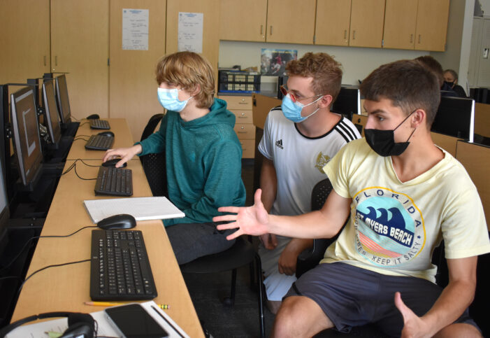 Tech Center students advance to round two of Governor's Cyber Challenge