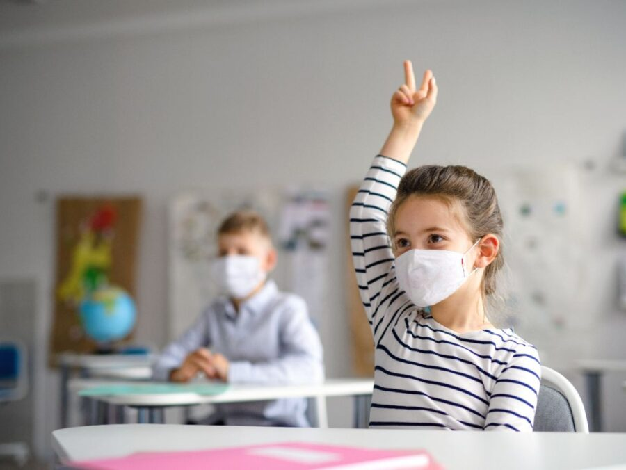 Science says school masks work. Public opinion is another issue in Michigan